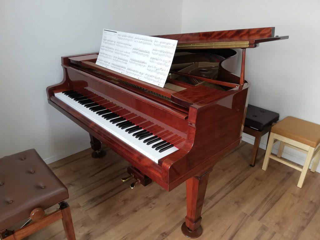 prolog#06 グランドピアノ